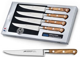 steak knife set 4 pcs Lion Sabatier Provencao