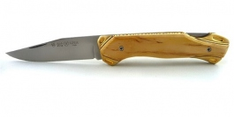 Folding knife Nieto Alpina olivier
