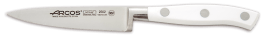 Office knife Arcos Riviera White handle