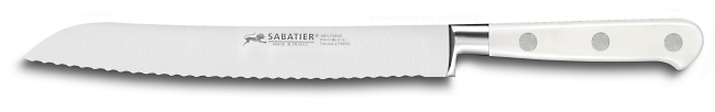 Bread knife Lion Sabatier Ideal Toque Blanche