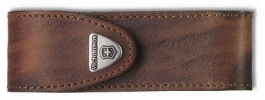 Leather knife pouch Victorinox 4.0548