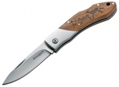 Couteau pliant Boker Magnum Caveman steel 01RY818
