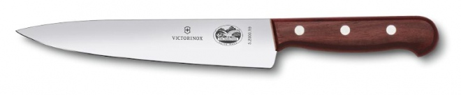Slicing knife Victorinox 19 cm erable wood handle 5.2000.19