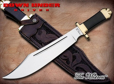Couteau Linder The Mistress Down Under Knives