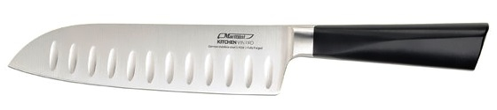 Scalloped santoku knife Marttiini Kitchen Vintro