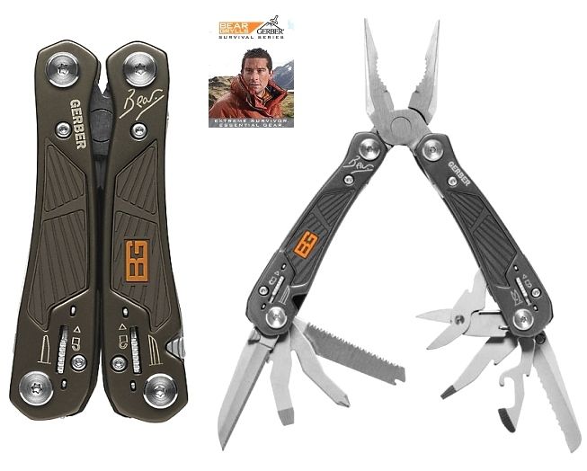 Outil-multifonctions ultimate Gerber Bear Grylls 000749