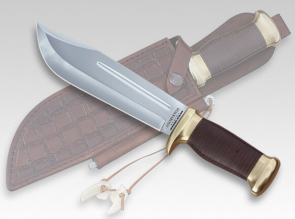 Bowie knife Walkabout Down Under Knives