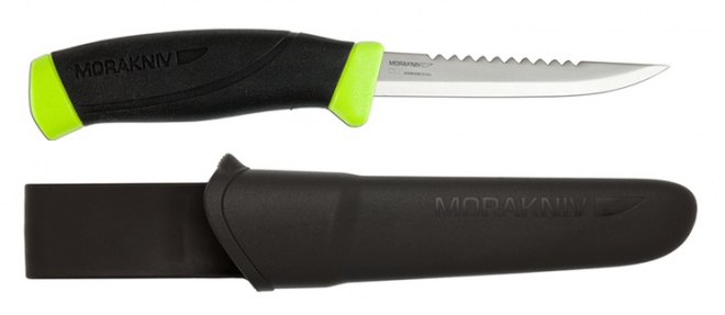 Couteau Mora Fishing comfort Scaler 098