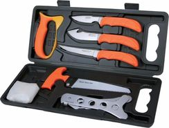 Hunter knives and tools set Outdoor edge Wild pak 2