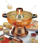 electric pot for chinese fondue appliance