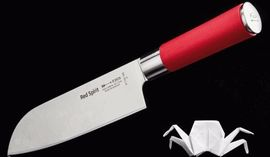 Couteau Santoku Dick Red Spirit