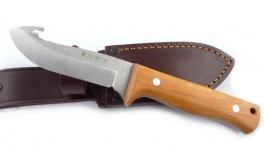 fixed blade knife Nieto Toro wood handle
