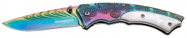 Pocket knife Boker Magnum Pearl Rainbow 01LG805