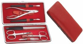 Manicure set Dovo 7items