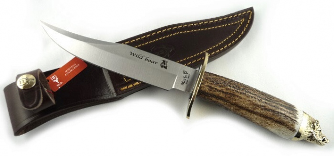 Hunter knife Muela Wildboar W16A