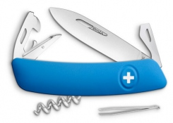 Swiss knife Swiza D03 blue