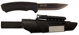 Survival knife Mora Bushcraft Survival black 11742