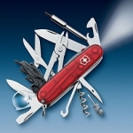 Swiss knife Cybertool Lite