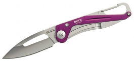 Buck Apex knive violet 0818PPS