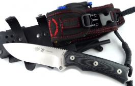 Survival knife Nieto Chaman 140MK PLUS