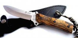 Fixed blade outdoor knife Nieto Warfare 5