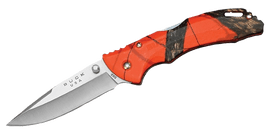 Folding knife Buck Bantam blw orange camo 285OC