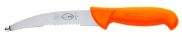couteau à visceres Dick Ergogrip 15 cm orange