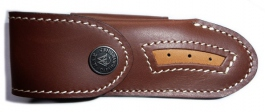 Folding knife leather sheath Max Capdebarthes 49812