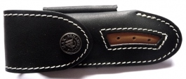 Folding knife leather sheath Max Capdebarthes 49312