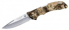 Folding knife Buck Bantam kryptek highlander 7285HI
