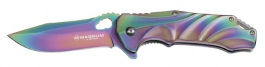 Pocket knife Boker Magnum Matte Rainbow 01RY253