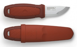 Eldris neck knife Morakniv Rot