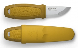 Eldris neck knife Morakniv Yellow