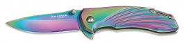 Pocket knife Boker Magnum Matte Rainbow II 01RY252