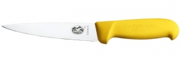 Sticking knive Victorinox 18 cm yellow handle