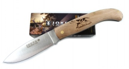 Joker folding knife beech wood handle NH78-4