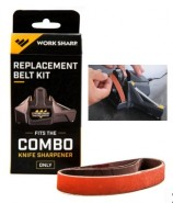 Replacement belt kit for Work Sharp Combo knife sharpener