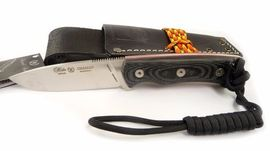 Survival knife Nieto Chaman Bushcraft 139M