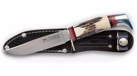 Linder historic knife  Wanderer 100111