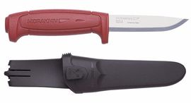 Couteau outdoor Mora Basic 511 rouge
