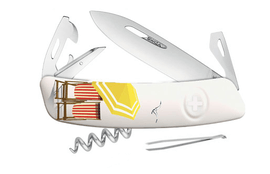 Swiss knife Swiza D03  Summer Edition