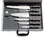 Chef's set with magneticboard, with 6 pieces  Dick Superior