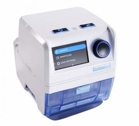 Blue Auto Plus avec humidificateur Standard