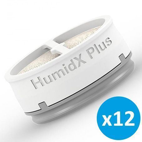 Pack 12 cartouches HumidX Plus