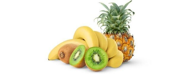 Exotic fruits flavours