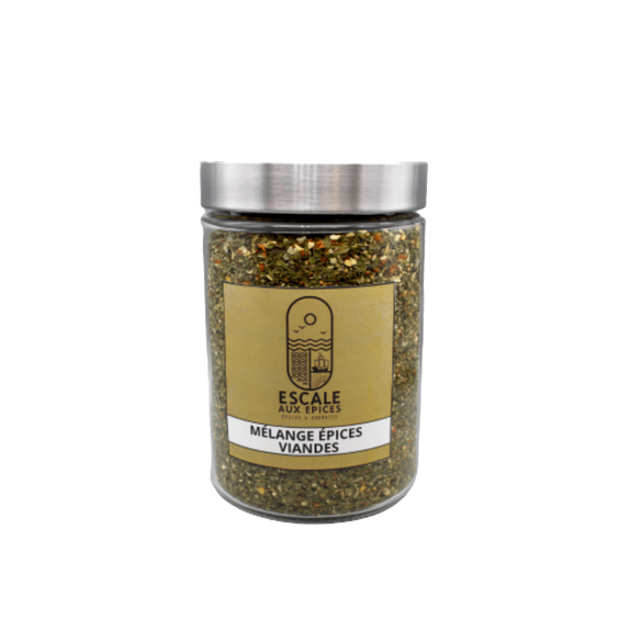 Spice blend for meats