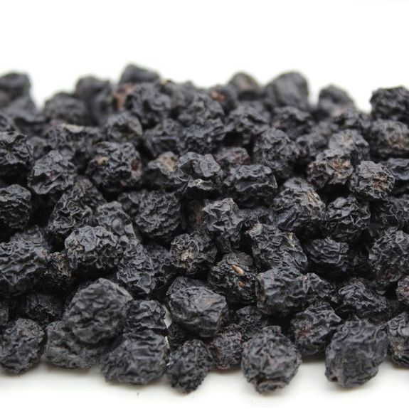 Dried aronia berry