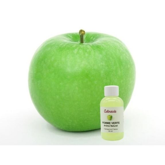 GREEN APPLE - Flavour