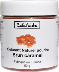 BRUN CARAMEL NATUREL