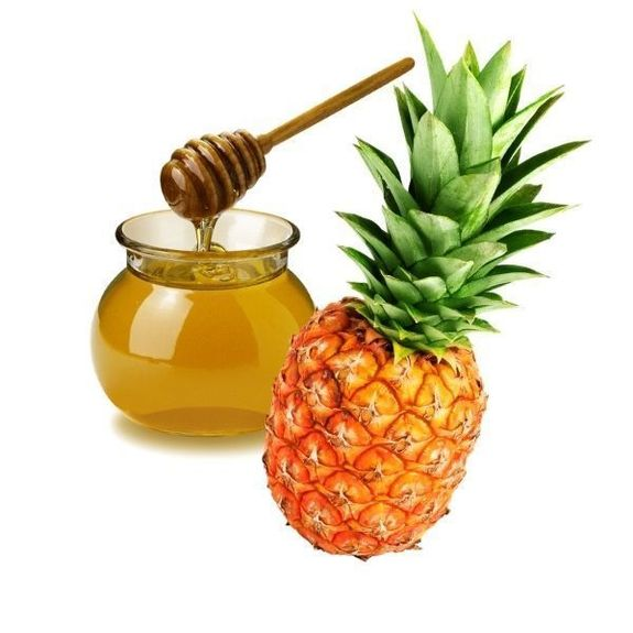 HONEY - PINEAPPLE - Flavour